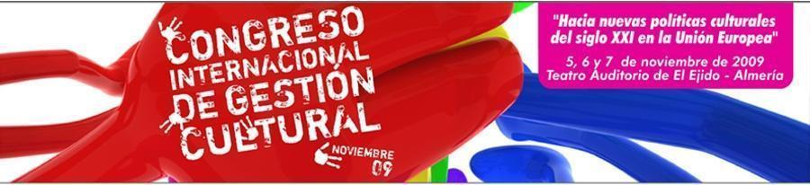 La Egac invitada a Congreso internacional de Gestión Cultural en España