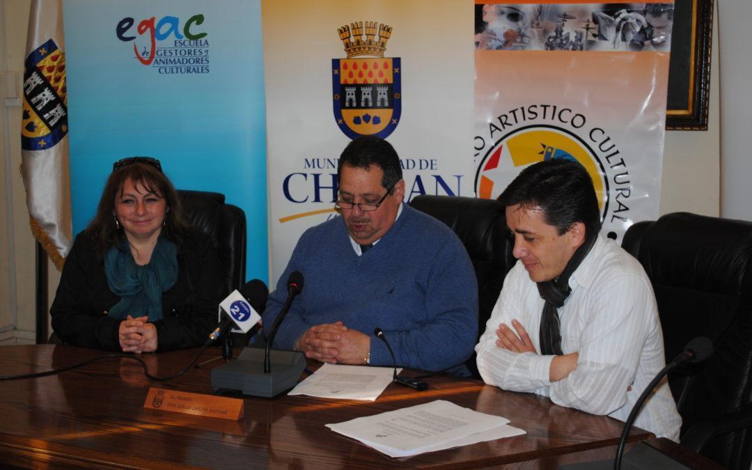 Exitoso lanzamiento del Primer Congreso Nacional de Gestión Cultural en Chillán