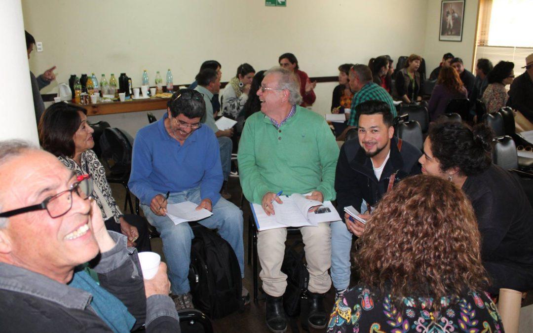 Con gran asistencia inicia curso diseño de proyectos culturales y comunitarios en Algarrobo