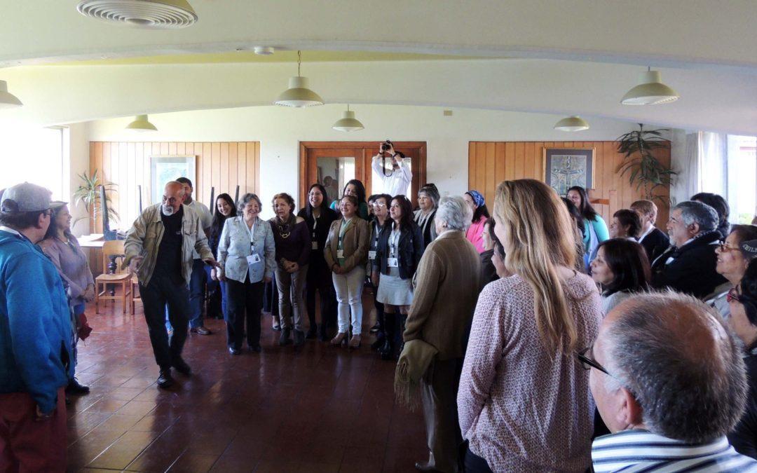 Organizaciones culturales de la región de Los Ríos se reúnen en Cabildo Cultural