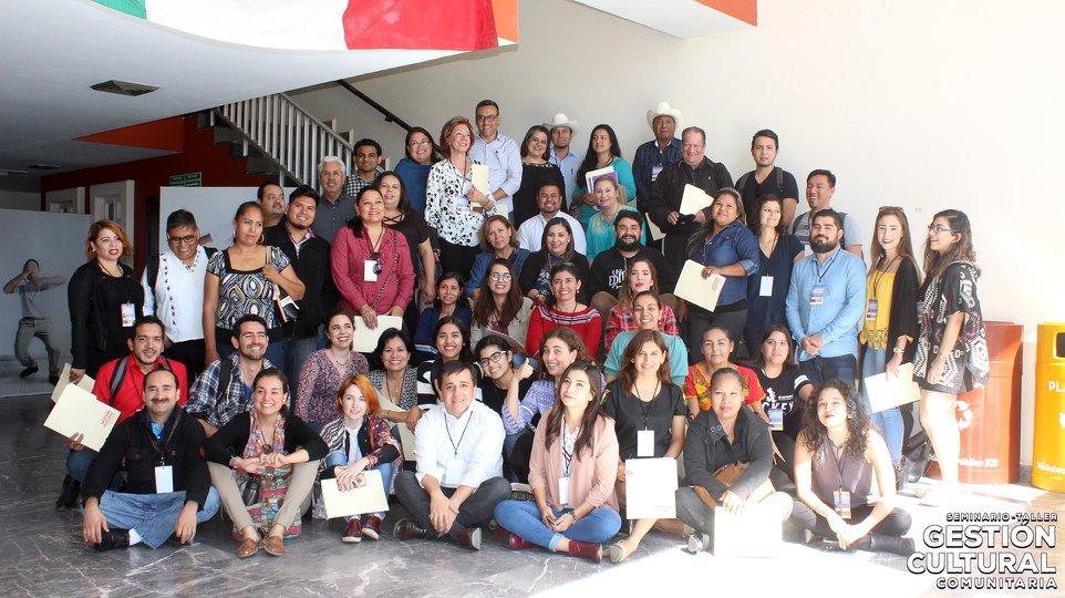 Con gran convocatoria culmina Seminario-taller de Gestión Cultural Comunitaria en Ciudad Obregón