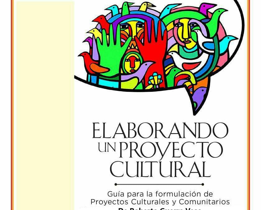 Con Seminario para gestores culturales, libro «Elaborando un proyecto cultural» se presenta en Mendoza
