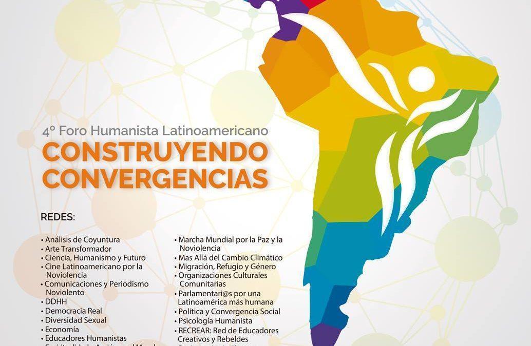 IV Foro Humanista Latinoamericano abordará la Cultura Comunitaria