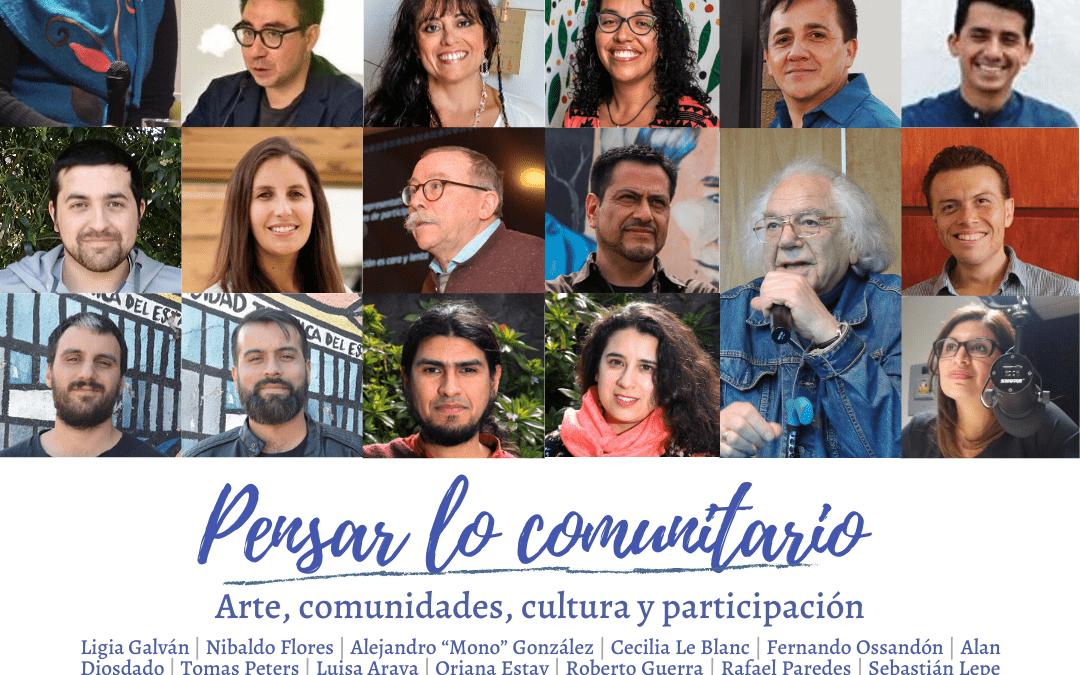 Pensar lo comunitario: nuevo libro de Egac