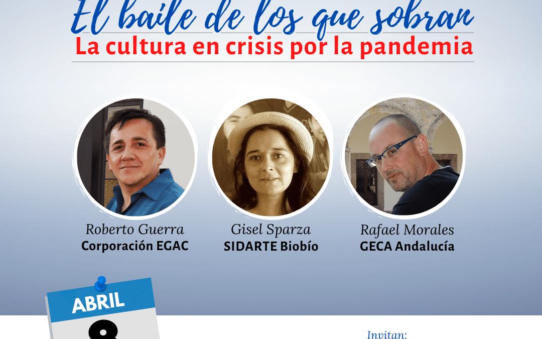Foro «La cultura en crisis por la pandemia»