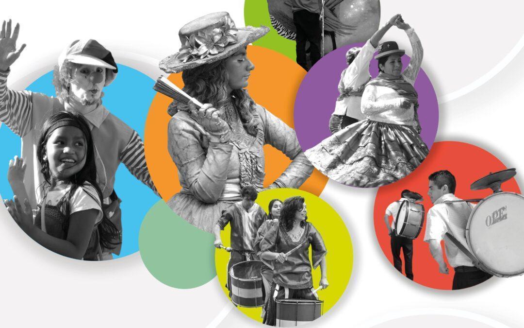 Resultados convocatoria Registro de iniciativas culturales comunitarias de la Región Metropolitana