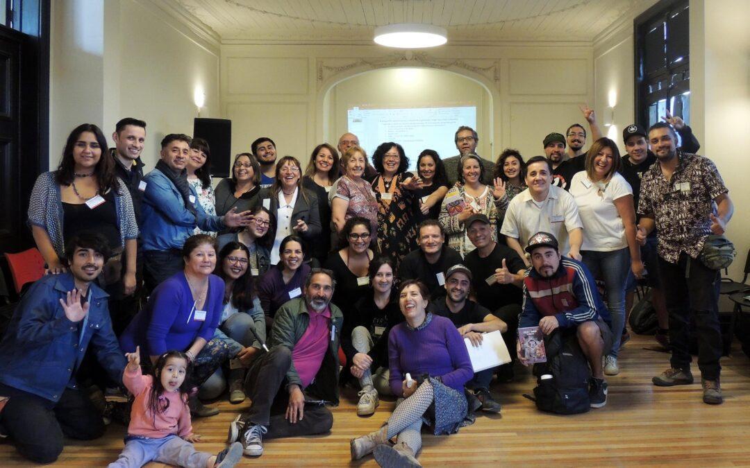 Registro de iniciativas culturales comunitarias beneficiará a más de 120 organizaciones de la Región Metropolitana