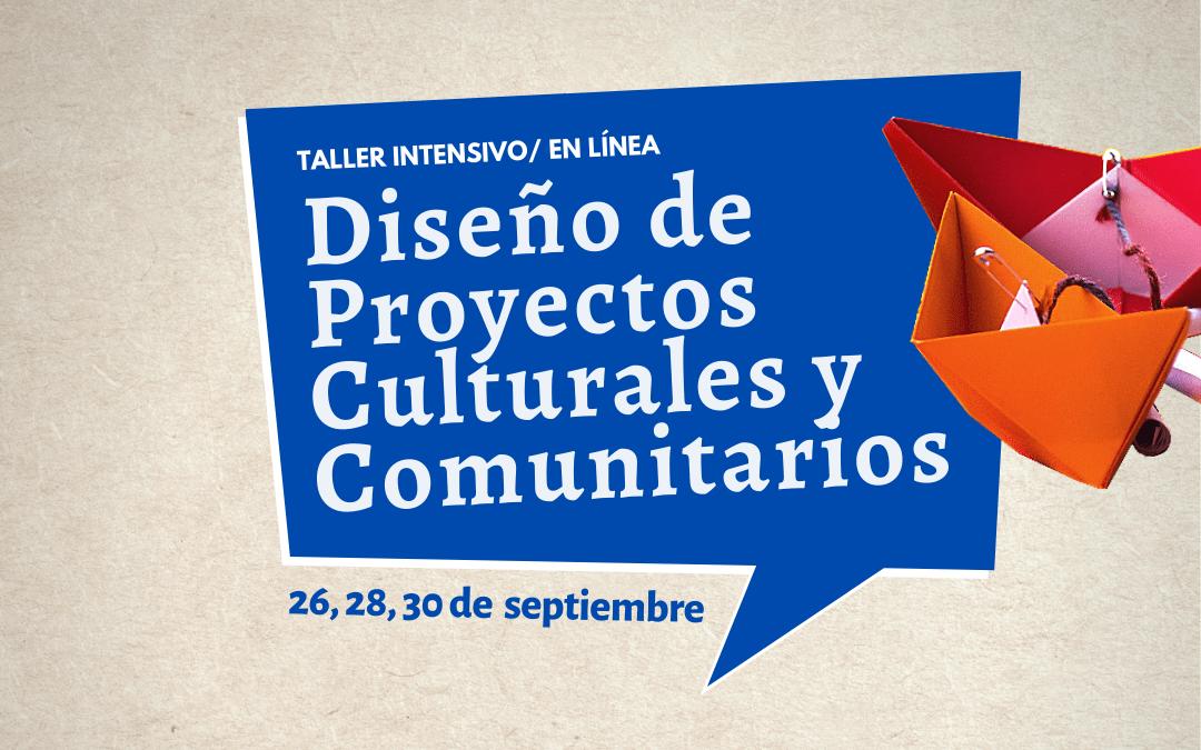 Preparando el Fondart: taller intensivo de proyectos culturales y comunitarios