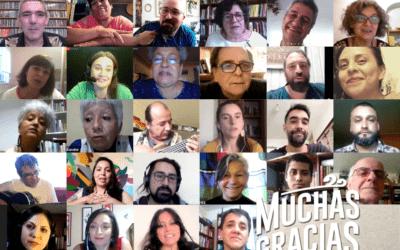 """Estallido social y pandemia marcan debates del 4º seminario """"Comunidades, cultura y participación"""""""