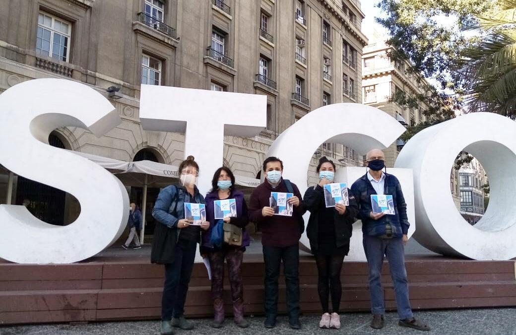 Organizaciones culturales entregan propuestas y demandas a alcalde(s) y concejales de Santiago