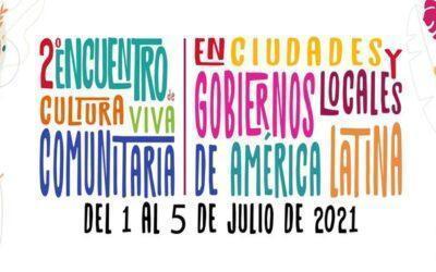 En Zapopan, Guadalajara, la Cultura Viva Comunitaria tuvo su encuentro